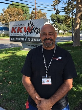 2020 Nominee - Driver of the Year from KKW Trucking